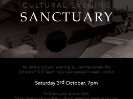 Online Cultural Evening - Sanctuary